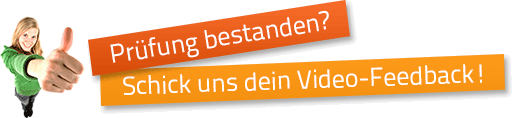 Video-Feedback einreichen