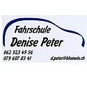 école de conduite Fahrschule Denise Peter