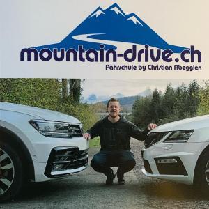 école de conduite Mountain-Drive by Christian Abegglen