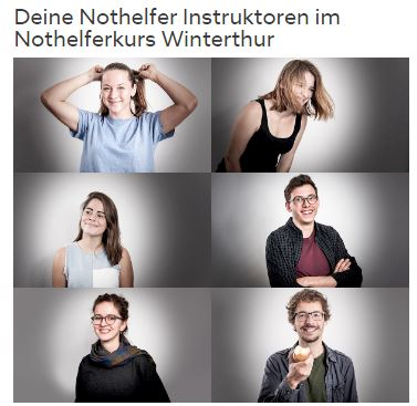 Nothelferkurs in Winterthur